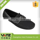 OEM ODM Production Quality Assured PU Leather Boys Loafers Casual Shoes