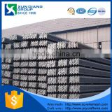 hot rolled carbon equal steel angle bar