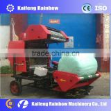 Hot Sale hay and straw alfalfa baler machine for sale/tractor square shape straw bundling machine