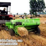 Hot Selling self-propelled automatic Square hay baler/straw baler/grass baler for alfalfa