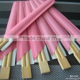 21 mm disposable twin mao bamboo chopstick with paper