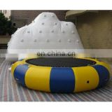 inflatable water trampoline water jumper games