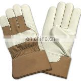 Ripe 2015 Cowhide suede Leather Gloves 707 working gloves