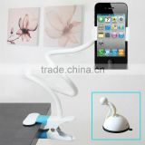 Phone <b>holder</b> with <b>suction</b> <b>cup</b>s