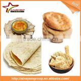 hot sale factory price automatic arabic pita bread making bakery machine