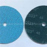 Zirconia Cloth Grinding And Polishing Disks For Stainless Steel
