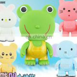 hot wholesale vinyl bath toys, big size pvc bath shower toys, oem plastic bath toys