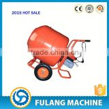 2015 hot sale construction machinery FL300 manual push concrete mixer machine price in india