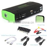Emergency car portable battery jump starter, 12000mah car jump starter power bank                                                                         Quality Choice