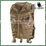 Tactical Vest Pods Pack Paintball Vest for Outdoor Battle
