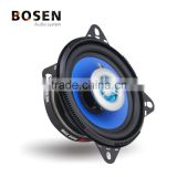4 inch Coaxial Car Speaker with rubber surround diaphragm