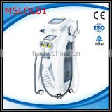 3000W Black Dark Skin MSLOL01-4 Newest Shr Laser Ipl Hair Clinic Removal Machine/ipl Diode Laser Hair Removal Machine Abdomen