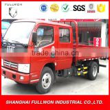 Dongfeng 4X2 Double cab <b>light</b> truck cargo truck <b>Diesel</b> engine