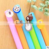 A variety of cute cartoon animal neutral pen gel pen School Gift Cute Pens for Writing Stationery Office Supplies