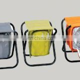 Portable iceberg bag fishing chair