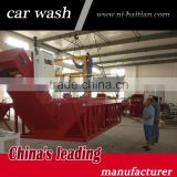 DCX-100T HAITIAN manufacturer drive-through pit-type automatic chassis and truck wheels washing machine