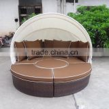 Leisure Outdoor Wicker Rattan Garden Outdoor Lounge Set