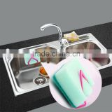 2Pcs Free Shipping Colorful Suction Cup Rack Kitchen Sponge Holder Sink Tub Dish Cloth Storage High Quality Wholesale