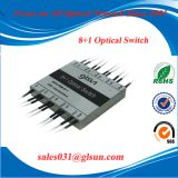 GLSUN 8+1 Fiber Optical Switch Multi-Channel Optical Switch
