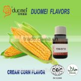 Cream corn <b>flavor</b> food grade <b>flavor</b> artificial <b>fragrance</b> liquid <b>flavor</b>