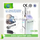 vacuum slimming faradism slimming machine for slimming