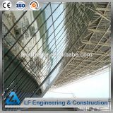 Manufacturer Provie Durable Steel Material Space Frame Airport