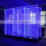 led acrylic water bubble decorative acrylic wall panel