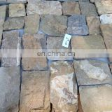 Natural flat stone for wall decorative
