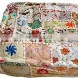 Buy Indian Handmade Maharaja Style Poufs & Ottomans Online