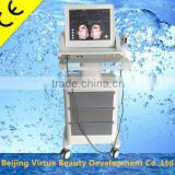 Eye Lines Removal Hifu Machine / Pigment Removal Anti-aging Wrinkle Removal Ultrasound HIFU Machine Forehead Wrinkle Removal