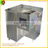 Factory direct sale full automatic medium size electric industrial vertical meat slice strip cutting machine