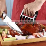 Wholesale Food Grade Bear Claws Meat Forks Solid BBQ Bear Claws