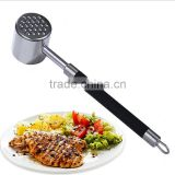 Stainless Steel 304 steak Tenderizer/Meat Hammer/Meat Pounder Kitchen Tools
