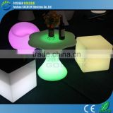3d color led cube 16 Inductive charging rechargeable illuminated GKC-040RT