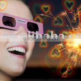 promotional movie paper 3D glasses