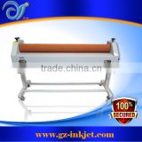 Hot! Roll laminator 160cm vinyl cold laminator manual /electrical cold laminator machine for selling