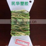 10500Dtex straight & curly assembled for landscaping court soccer football field synthetic turf yarn