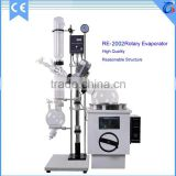 Hot Sale Pharmaceutical Rotary Vacuum Evaporator with Coolection Flask