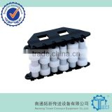 Conveyor Component Sideflexing Roller chain guide