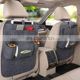 New Arrival Multi-Pocket Seat Back Storage Bag Car Back Seat Organizer