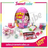 luckyday gift egg candy toy for girls