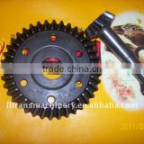 tilling crown gear