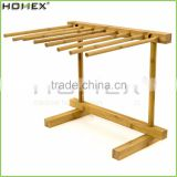 Bamboo Pasta Drying Rack Noodle Drying Stand/Homex_FSC/BSCI Factory