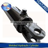 The Hallite seal Black durable hydraulic cylinder