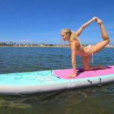 inflatable SUP board  water yoga board