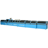 GLK460 High speed book front cutting machine and flap machine