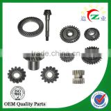 Chinese hot bevel gear set for tricycle reverse gearbox
