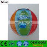 PVC inflatable balloon inflatable beach ball for water toys