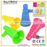 Promotional Mini Plastic Bugle For Musical Toy