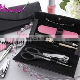 A0858 Wedding Gifts For Lady Purse Size Manicure Set